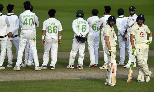 Pakistan hopes for fewer bad days as second Test commences on Thursday