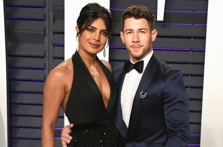 Priyanka Chopra lauds Harriss getting the Presidential ticket