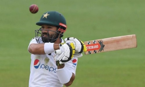Rizwan frustrates England with fine fifty