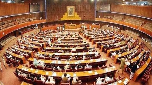 Joint parliament session passes FATF-related bills