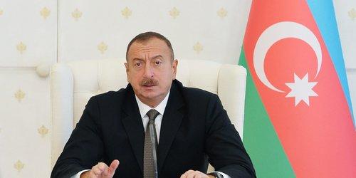 Azerbaijan's Aliyev says ready for Nagorno-Karabakh talks, but no concessions