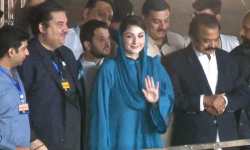 Maryam, Bilawal arrive in Gujranwala for PDM's power show