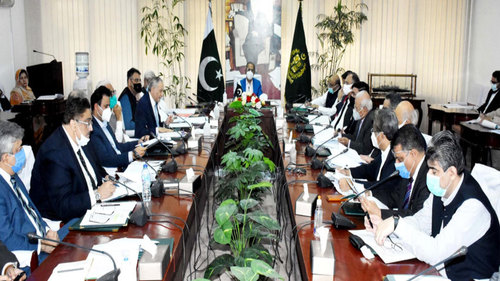 ECC forms committee to evaluate wheat support price