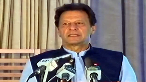 Efforts are being made to generate electricity from solid waste: PM Imran