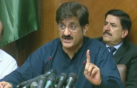CM Sindh announces constitution of ministerial committee to investigate Safdar's arrest