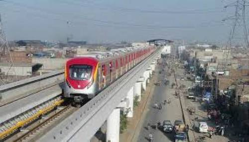 Punjab govt sets fare for Orange Line Metro Train
