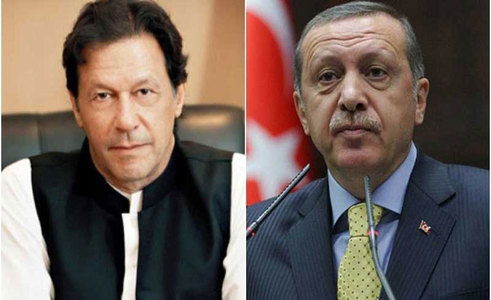 PM Imran, Erdogan express concerns on the rising tide of Islamophobia