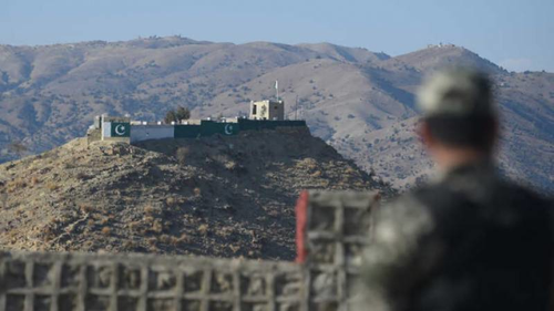 FC soldier embraces martyrdom, two wounded in cross border attack from Afghanistan