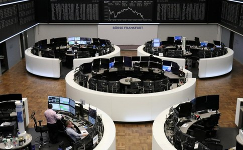 European shares dip; FTSE 100 outperforms on UK vaccine approval