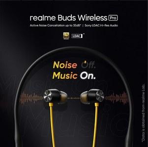"realme to launch new smart audio ""realme Buds Wireless Pro"""