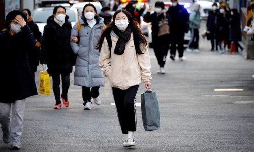 South Korea reports record 950 cases in COVID-19 'emergency'