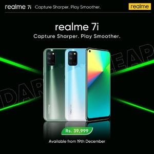 realme launches 64MP Ultra-Nightscape camera phone in Pakistan