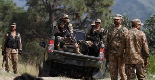 Ten terrorists killed in an intelligence-based operation in Awaran