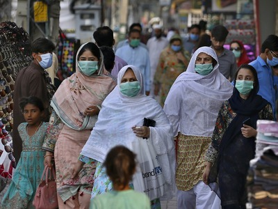 2,260 new coronavirus cases reported in the last 24 hours in Pakistan