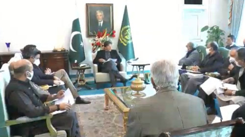 Govt fully focused on meeting the energy needs of all sectors: PM Imran
