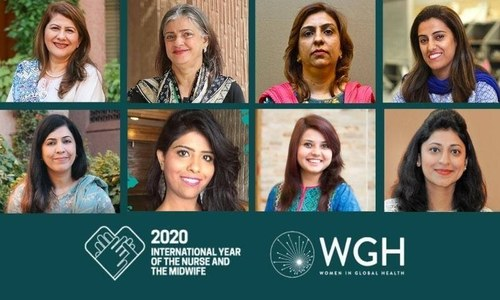 8 Pakistani women among 100 outstanding nurses from across the globe