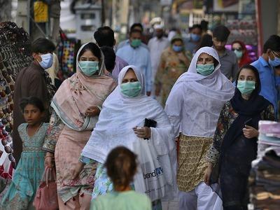 1,895 new coronavirus cases detected in Pakistan