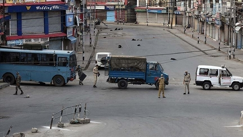 WHO map rejects Modi's claim on Jammu and Kashmir