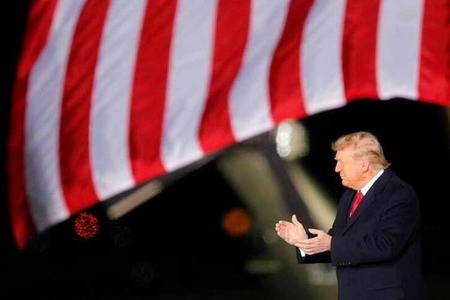 Democrats push toward second Trump impeachment, Republican support uncertain