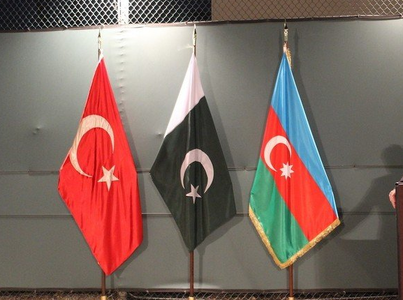 Pakistan, Turkey, Azerbaijan to hold 2nd Trilateral Meeting today