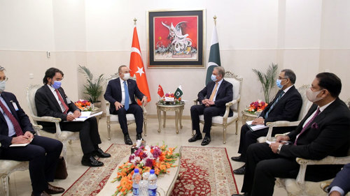 Pakistan, Turkey stress for joint efforts to protect the Islamic values