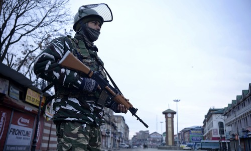 Kashmiris observing Indian Republic Day as Black Day today