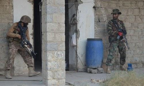 Three terrorists killed in North Waziristan: ISPR