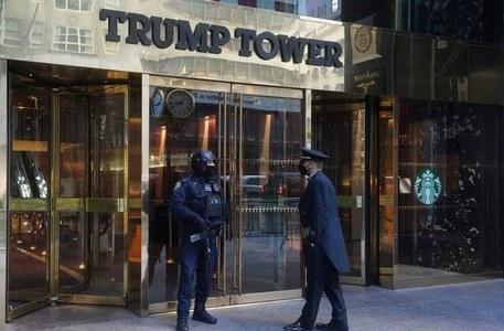 Exclusive: New York City tax agency subpoenaed in Trump criminal probe