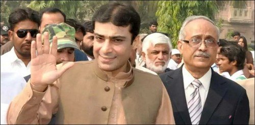 Court grants bail to Hamza Shebaz in assets beyond mean case