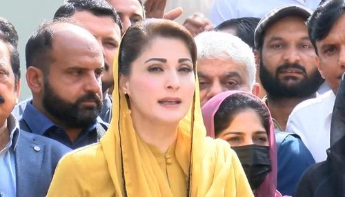 Maryam urges ECP to take bold steps and expose those involved in vote theft