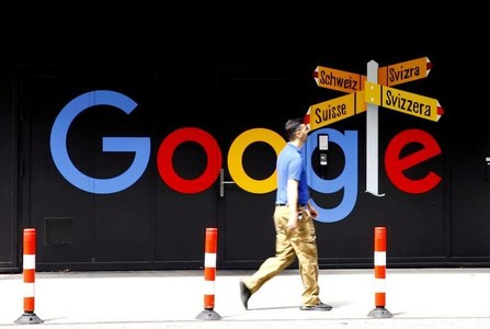 Justice Department gives judge big Google document request