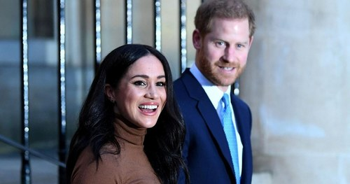 Meghan and Harry on racism in UK royal family, suicidal thoughts and walking away