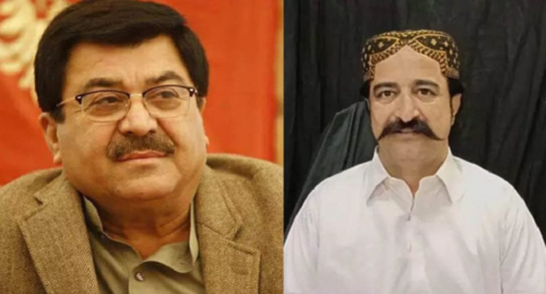 PTI orders expulsion of Aslam Abro, Shehryar Shar from party