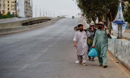 Sindh imposes smart lockdown till April 15