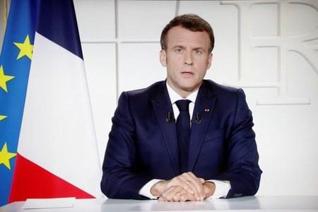 Macron orders COVID-19 lockdown across all of France, closes schools