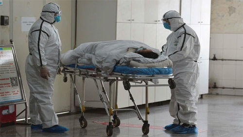 Ukraine reports record daily COVID-19 deaths for second day in a row