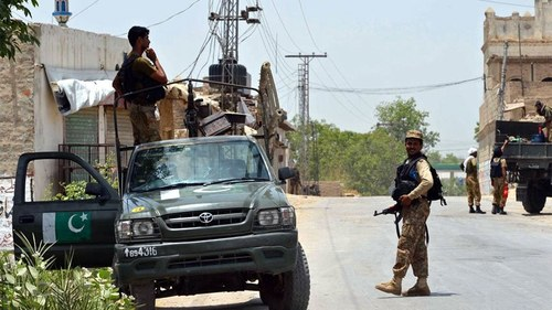 Security forces kill one terrorist in South Waziristan