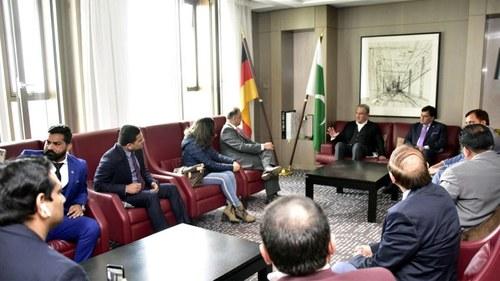 Pakistan, Germany to boost bilateral economic ties: FM