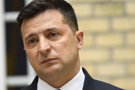 Ukraine leader Zelensky urges Putin to meet in war-torn east