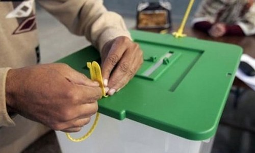 NA-249 by-poll: counting continues as polling time ends