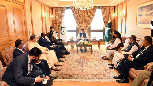 PM urges int'l community to work together for inter-faith harmony