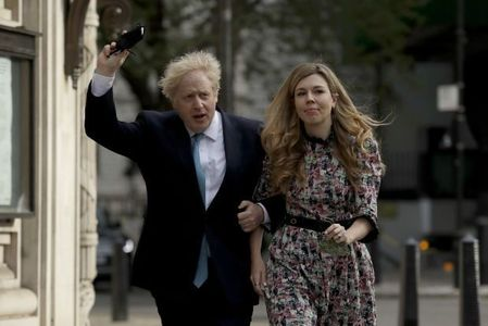 Britain's Prime Minister Johnson to wed fiancee Symonds next summer  The Sun