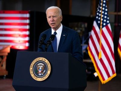 Biden's big budget comes with a modest growth outlook for an aging country