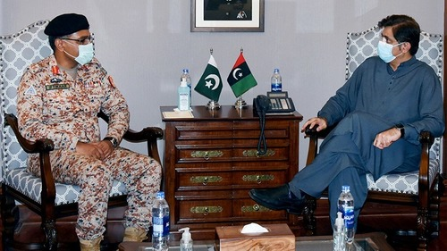 CM Sindh directs Pakistan Rangers to expedite ongoing target operation in Karachi