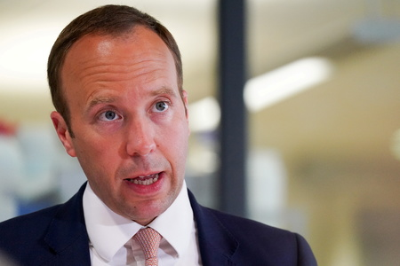 Britain hosts G7 health summit amid pressure to broaden COVID vaccine access