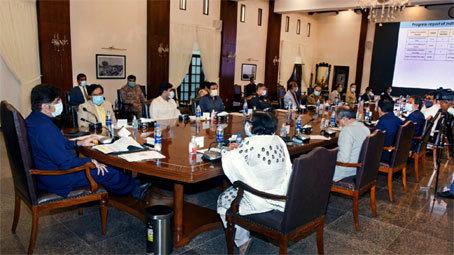 CM Sindh declares coronavirus vaccination mandatory for every citizen