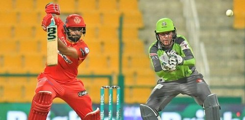 PSL 6: Islamabad United sets 144 runs target for Lahore Qalandars