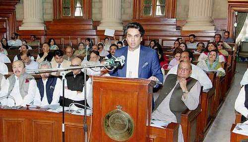 Punjab budget with a total outlay of Rs2.653 trillion unveiled