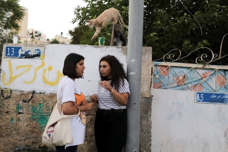 Roadblocks upend Palestinian family's life in Sheikh Jarrah