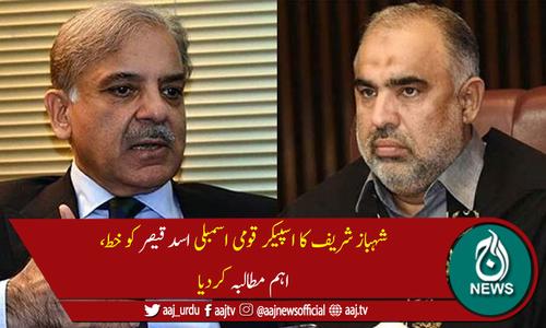 شہباز شریف کا میڈیا کو پارلیمنٹ تک مکمل رسائی دینے کا مطالبہ